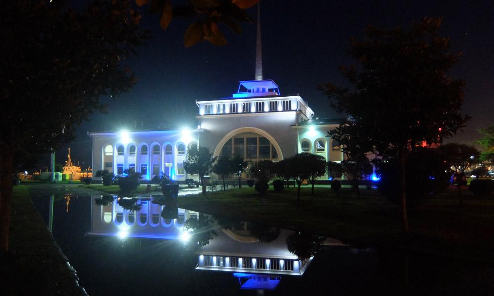 15 января 2016. Грузия, Батуми.