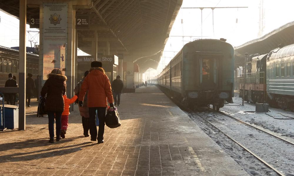 30 января 2016. Казахстан, Астана.