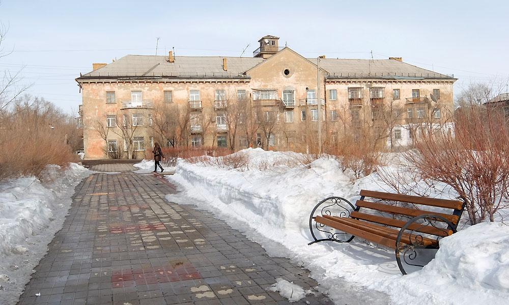 4 марта 2016. Казахстан, Караганда.