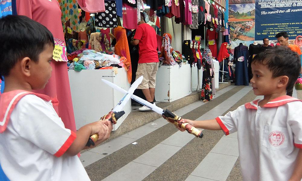 10 марта 2016. Малайзия, Куала Лумпур.