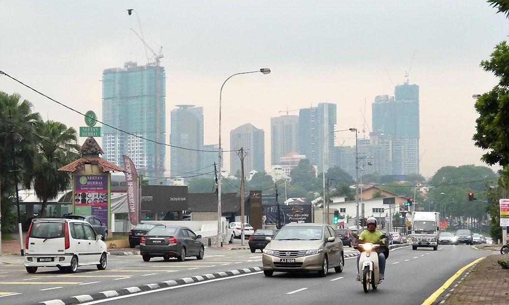 17 марта 2016. Малайзия, Куала Лумпур.