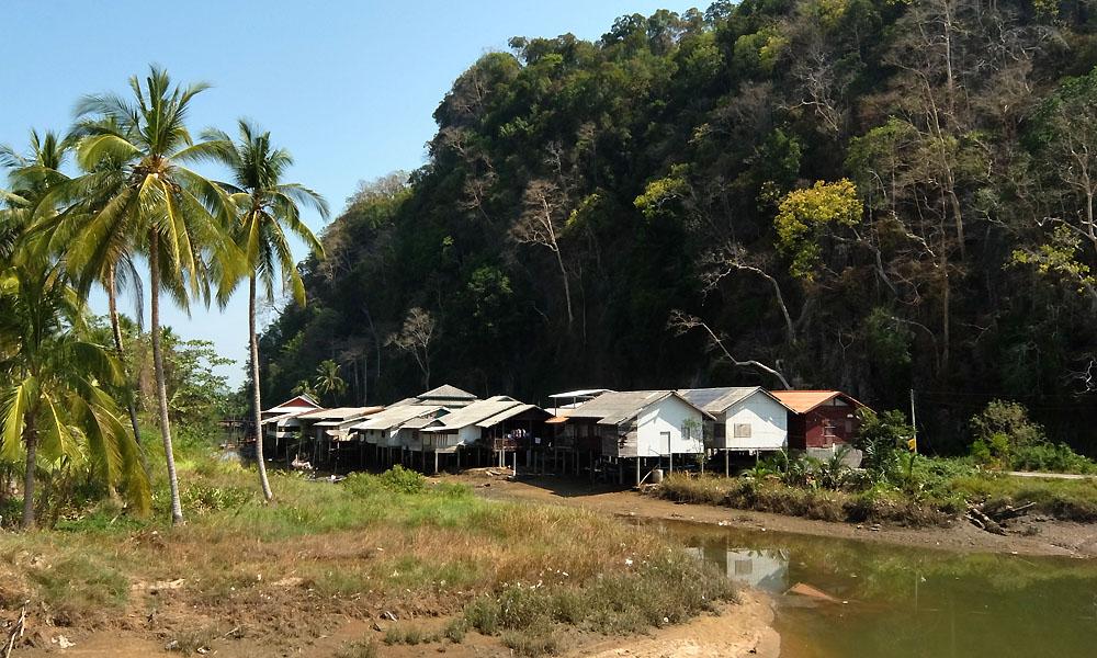 8 апреля 2016. Тайланд, Сатун.
