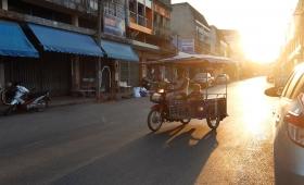 14 апреля 2016. Тайланд, Сатун.