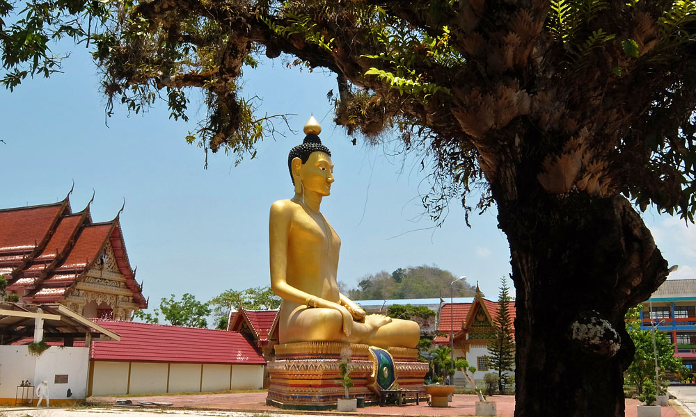 15 апреля 2016. Тайланд, Сатун.