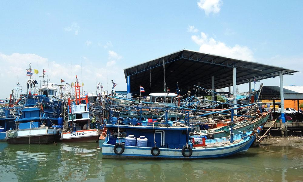 18 апреля 2016. Тайланд, Пакбара.