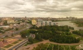 13 июня 2016. Казахстан, Астана.