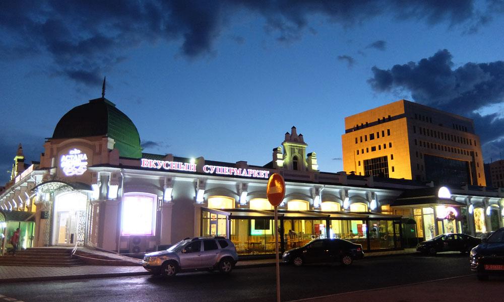 22 июня 2016. Казахстан, Астана.