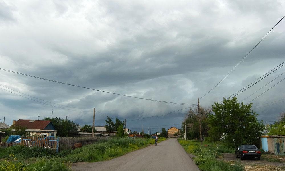 26 июня 2016. Казахстан, Караганда.