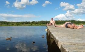 5 июля 2016. Швеция, Вестерос.