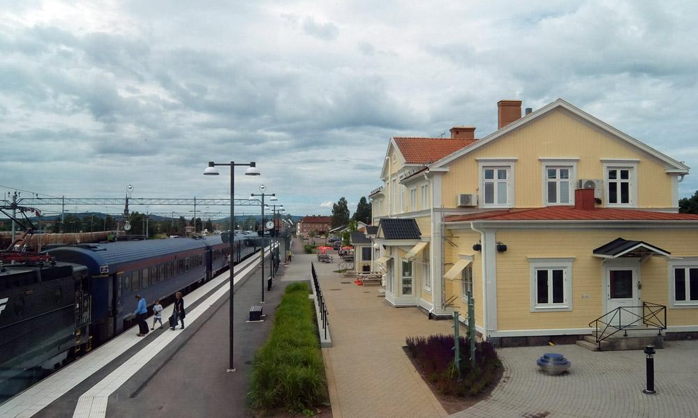 15 июля 2016. Швеция, Мура.