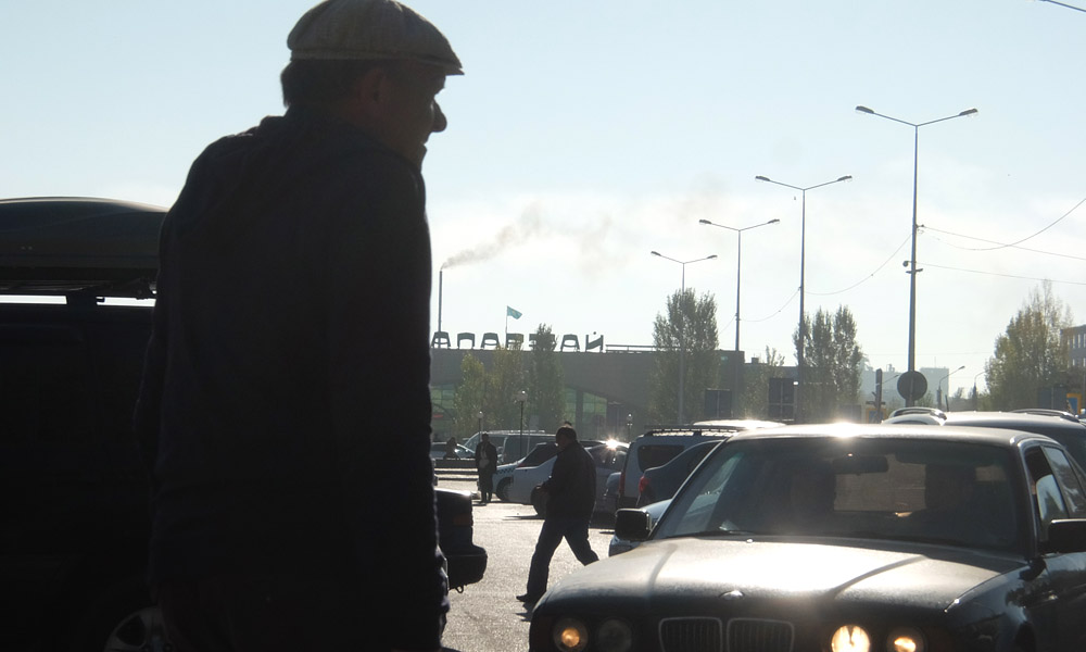 26 сентября 2016. Казахстан, Астана.
