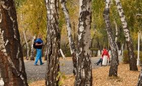 28 сентября 2016. Казахстан, Караганда.