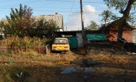 3 октября 2016. Казахстан, Караганда.