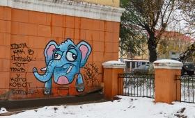 18 октября 2016. Казахстан, Караганда.