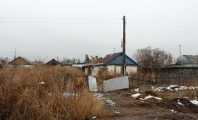2 ноября 2016. Казахстан, Караганда.