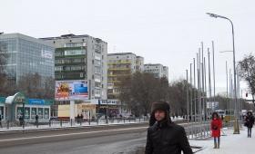 7 ноября 2016. Казахстан, Караганда.