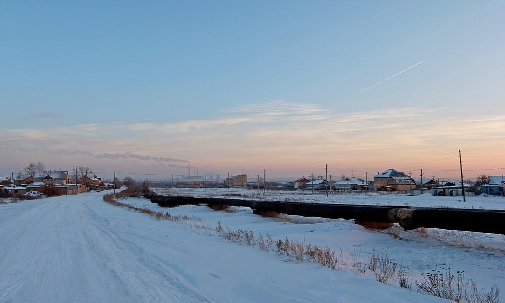 28 ноября 2016. Казахстан, Караганда.