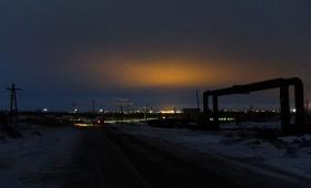 11 декабря 2016. Казахстан, Караганда.