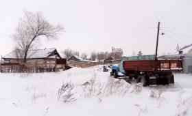 24 декабря 2016. Казахстан, Караганда.