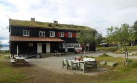 30 августа 2016. Норвегия, Nedalshytta.