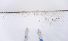3 января 2017. Казахстан, Караганда.