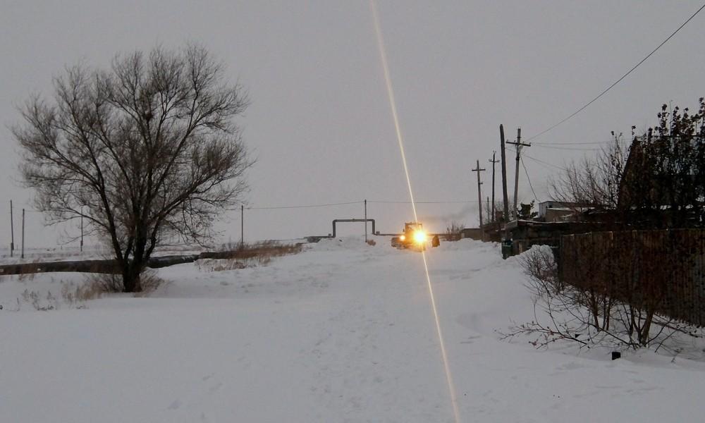 4 января 2017. Казахстан, Караганда.