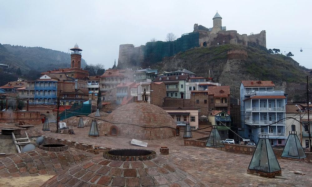 19 января 2017. Грузия, Тбилиси.