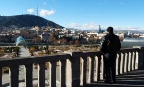 21 января 2017. Грузия, Тбилиси.