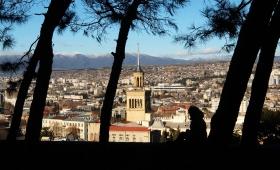 23 января 2017. Грузия, Тбилиси.
