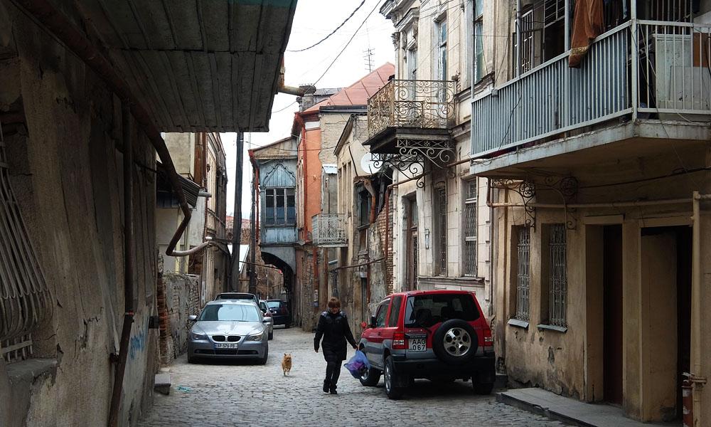 25 января 2017. Грузия, Тбилиси.