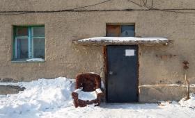 2 февраля 2017. Казахстан, Караганда.