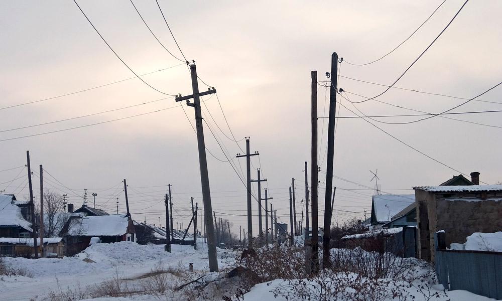 8 февраля 2017. Казахстан, Караганда.