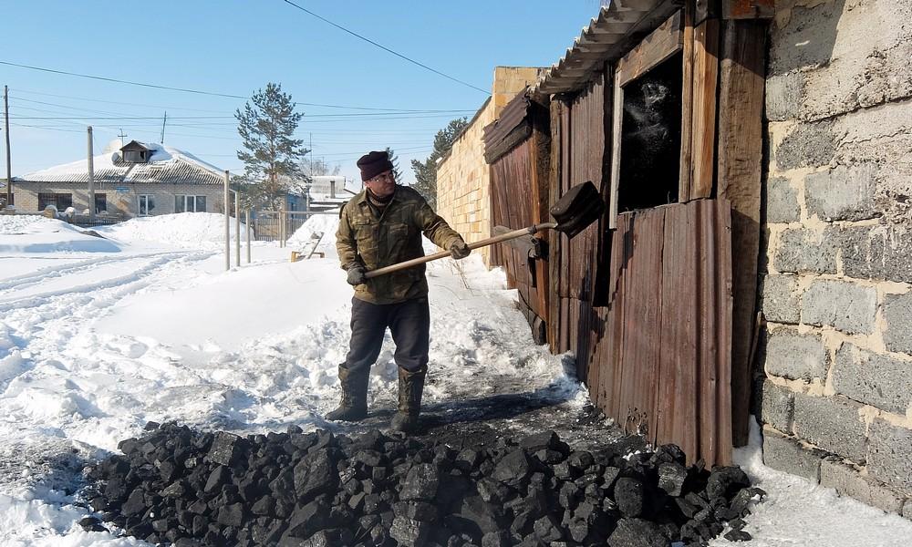 18 февраля 2017. Казахстан, Караганда.