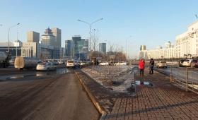 6 марта 2017. Казахстан, Астана.