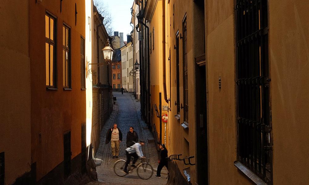27 марта 2017. Швеция, Стокгольм.