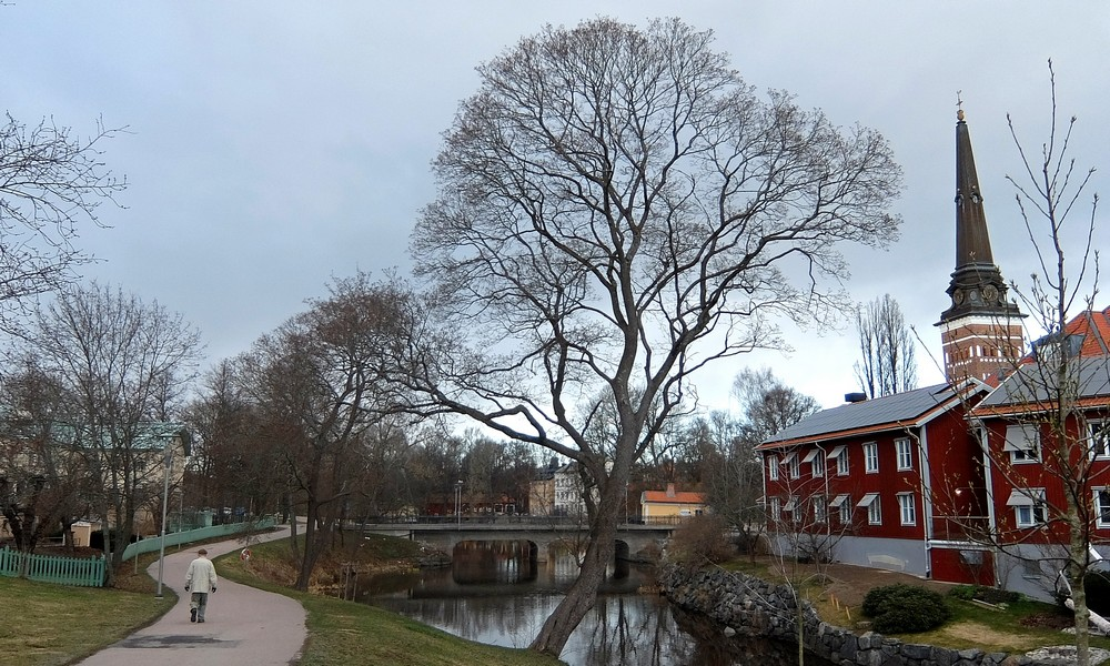10 апреля 2017. Швеция, Вестерос.