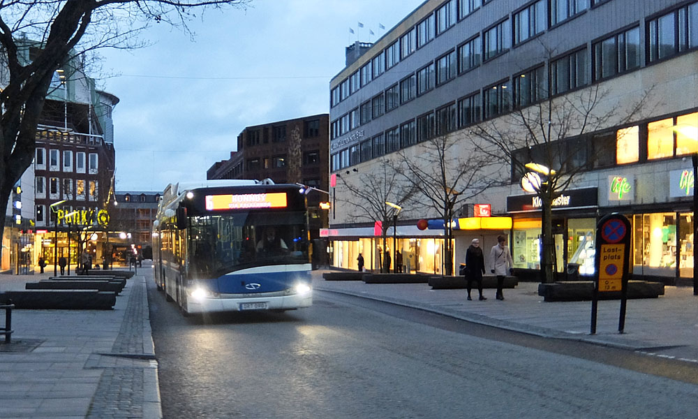 12 апреля 2017. Швеция, Вестерос.