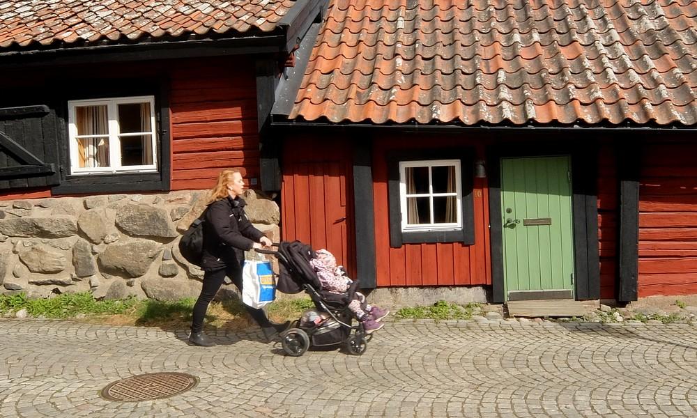 15 апреля 2017. Швеция, Вестерос.