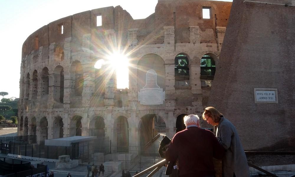 22 апреля 2017. Италия, Рим.