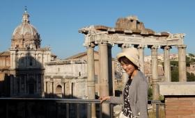 23 апреля 2017. Италия, Рим.
