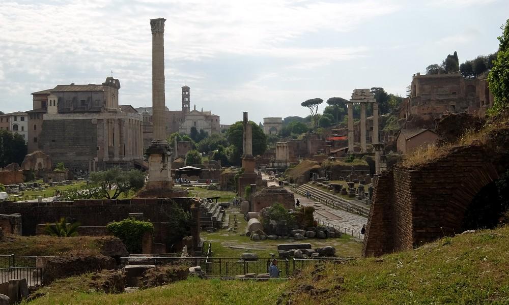26 апреля 2017. Италия, Рим.