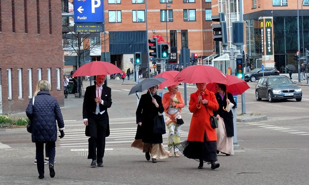 28 апреля 2017. Швеция, Вестерос.