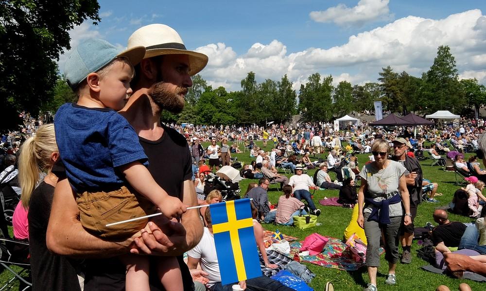 6 июня 2017. Швеция, Вестерос.