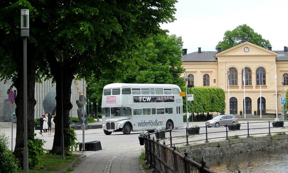10 июня 2017. Швеция, Вестерос.