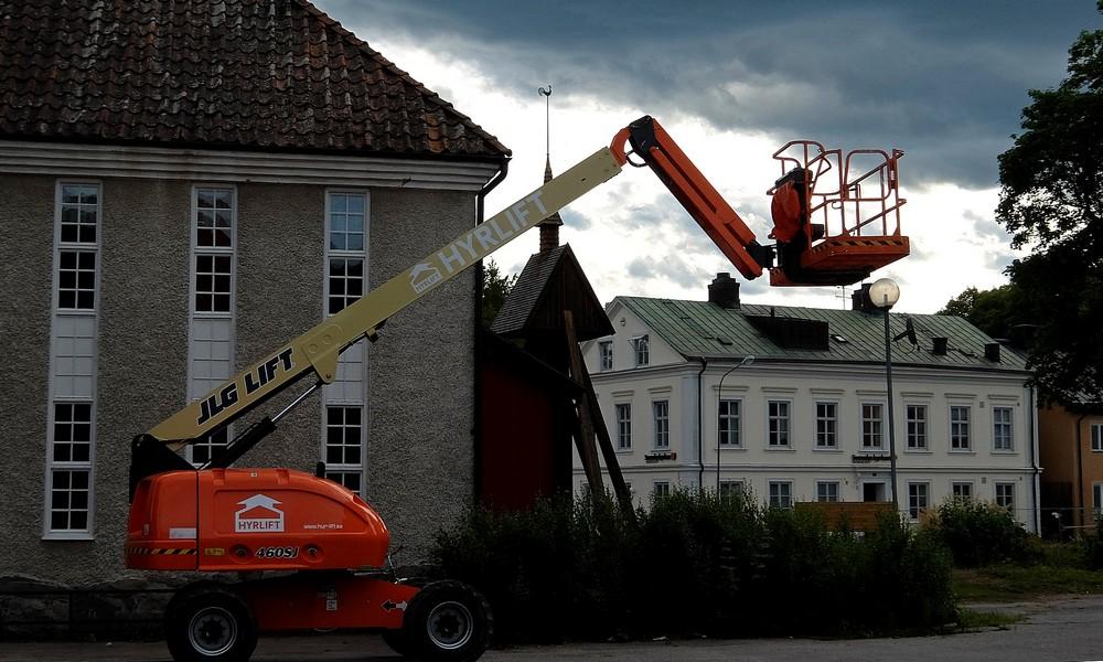 6 июля 2017. Швеция, Вестерос.