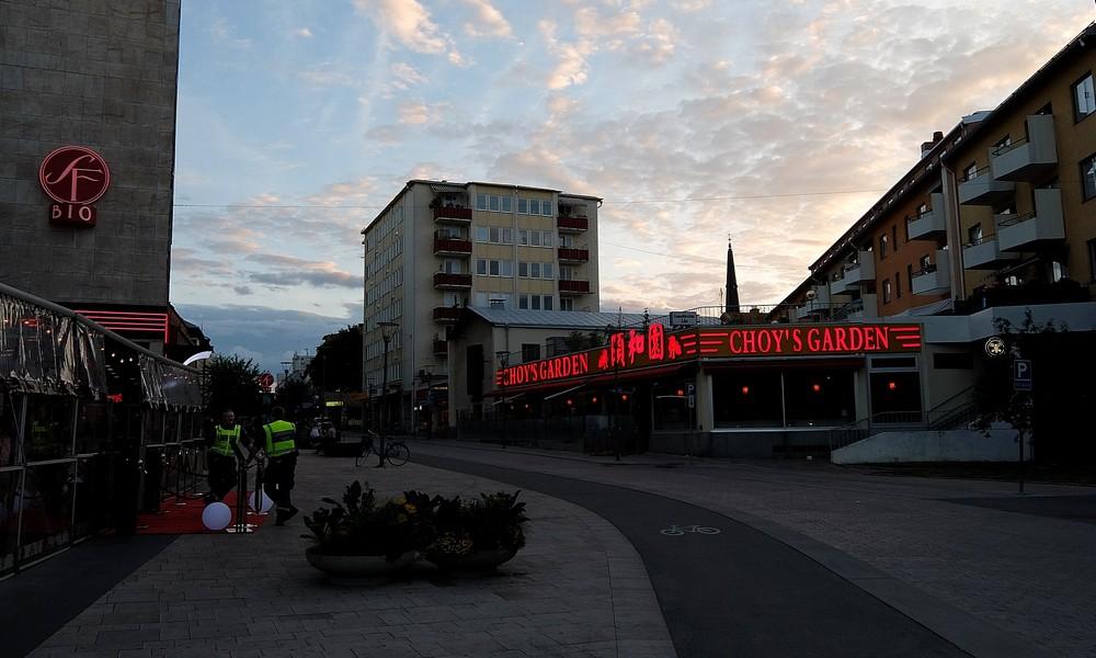 22 июля 2017. Швеция, Вестерос.