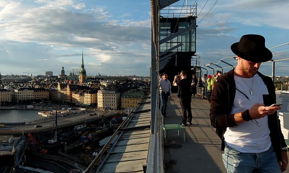 4 августа 2017. Швеция, Стокгольм.