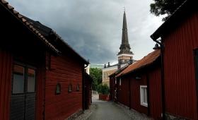 21 августа 2017. Швеция, Вестерос.