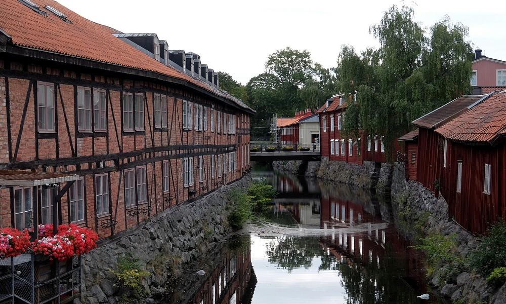 28 августа 2017. Швеция, Вестерос.