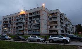 20 сентября 2017. Россия, Кольцово.